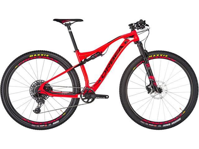 ORBEA OIZ M50 29, red/black